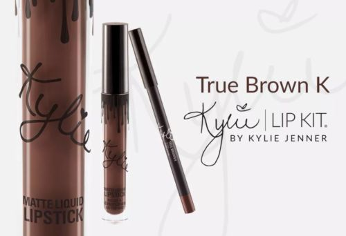 Kylie Jenner Lip Kit True Brown K | eBay