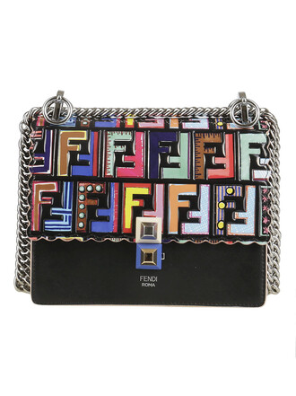 bag shoulder bag multicolor