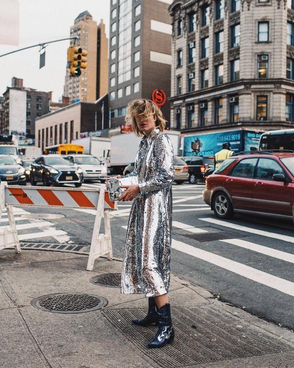 coat sequins coat sequins bots streetstyle sparkle silver