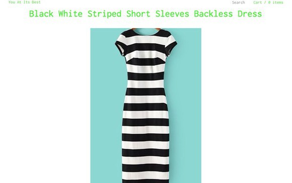 long dress black white dress white stripes striped dress style fashion casual summer dress summer outfits