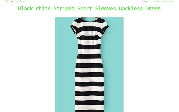 black white dress white stripes striped dress long dress style fashion casual summer dress summer outfits