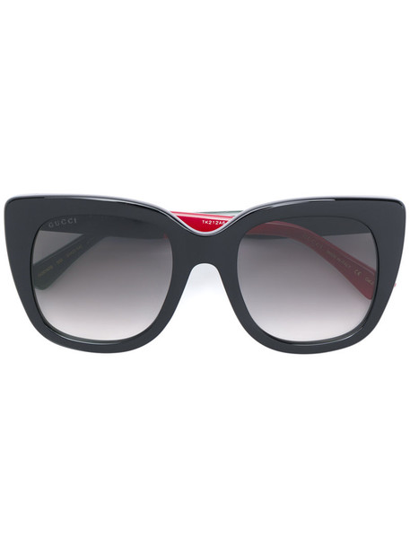 Gucci Eyewear women classic sunglasses black