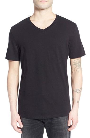 The Rail Slim Fit V-Neck T-Shirt (2 for $30)   Nordstrom