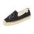 Soludos Ashkahn X Soludos Hi Platform Smoking Slippers - Black