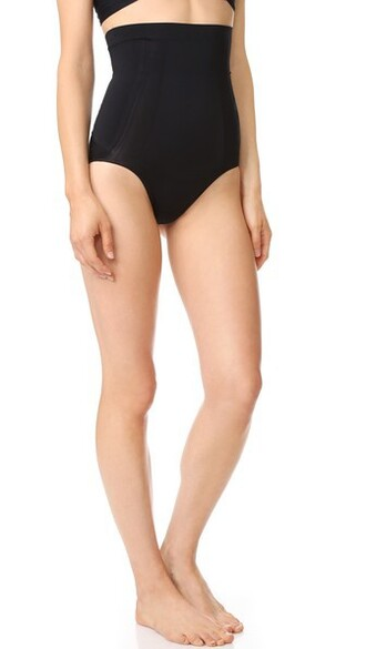 high black underwear