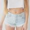 Runaway stoner babe shorts
