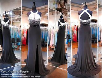 dress two pieces prom dresses two pieces evening dresses black and white prom dresses split evening dresses mermaid evening dresses sexy keyhole prom dresses white and black pearls prom dresses sexy back prom dresses rsvp pageant prom dresses arabic prom dresses african prom dresses