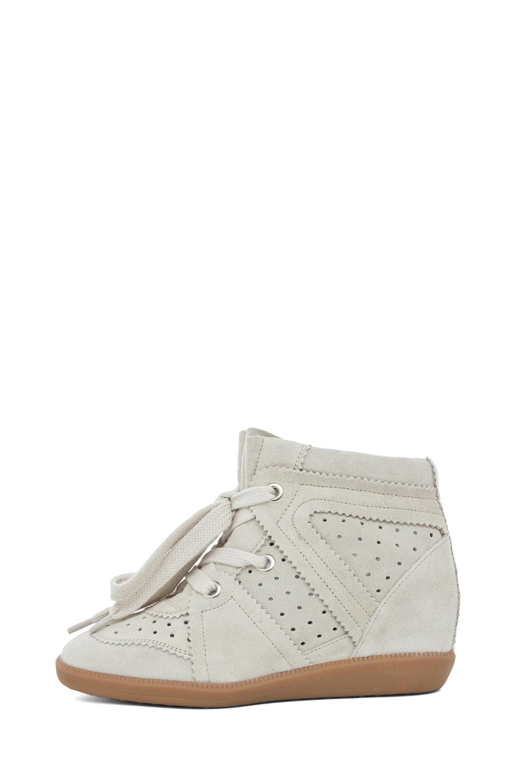 Isabel Marant|Bobby Sneaker in Craie