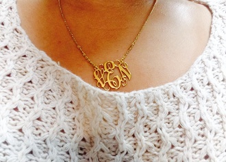 jewels name monogram my own brand gold necklace cute personalized chain name necklace custom name necklace custom inital