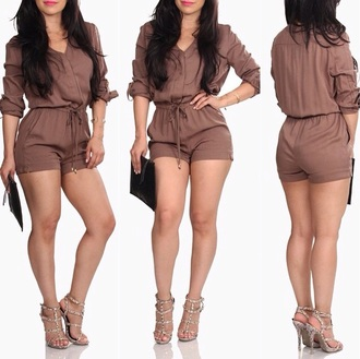jumpsuit girl perfect summer