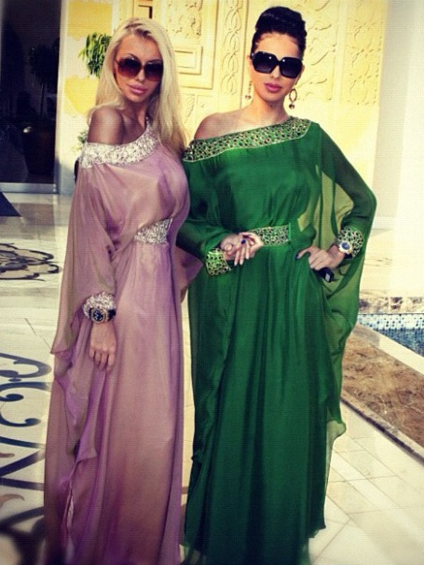 dress arabian dress arabic dress arabian style maxi dress arab cute4 myriam fares style clothes clothes fashion