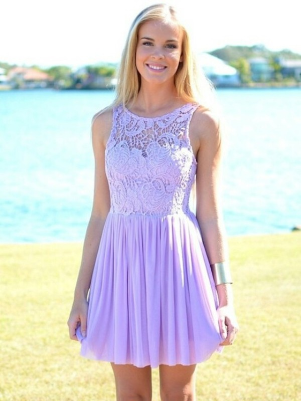 dress lavender purple lace lace dress purple lace casual spring lavender sorority lavender dress homecoming dress purple dress lace top summer cute gorgeous heart-shaped valetines day dress lilac pretty