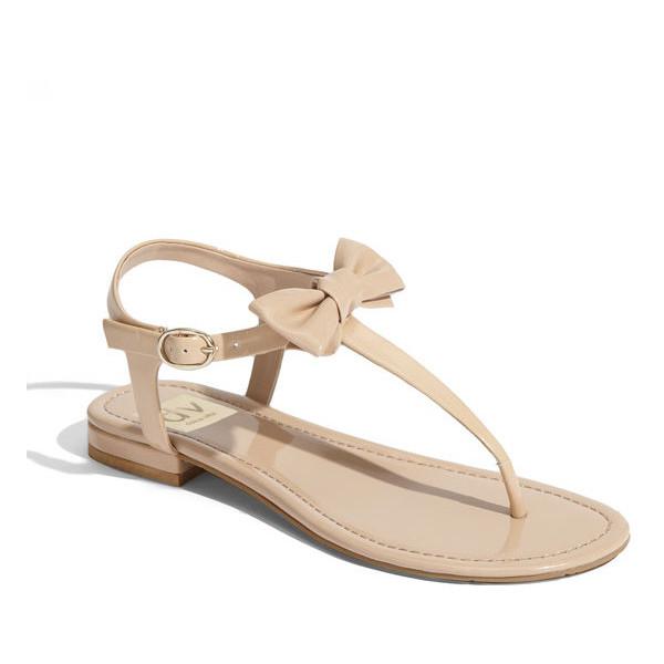 DV by Dolce Vita 'Dakota' Sandal Dark Silver 9.5 M - Polyvore