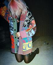 knit,cardigan,jacket