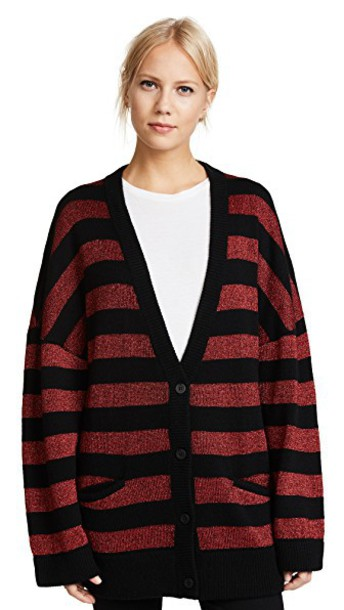 rta cardigan cardigan black sweater