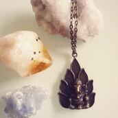 jewels,the faerie mines,jewelry,boho,boho jewelry,lotus,mandala,ganesha,ganesh,indie,festival,native american,crystal quartz,crystal