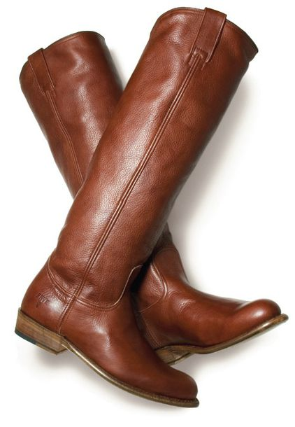 shoes boots light brown heel boots knee high fall