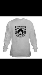 divergent,dauntless,shirt