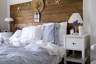 home accessory bedroom home decor navy sailor bedding beach house