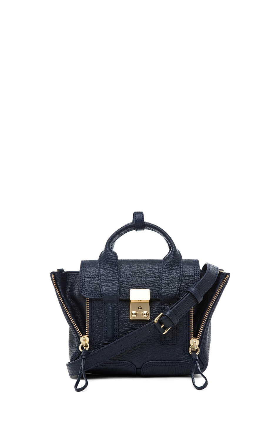 3.1 phillip lim|Mini Pashli Satchel in Ink