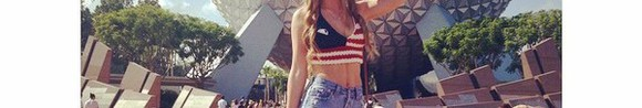 america american flag top crochet halter halter top