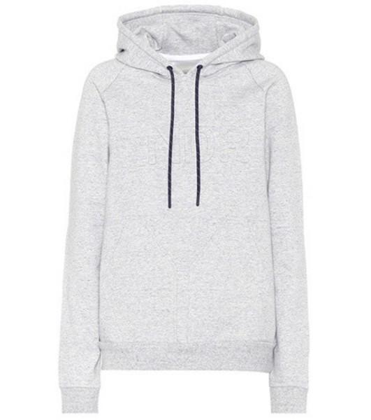 Lndr College Press hoodie in grey