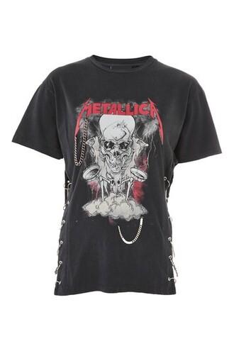t-shirt shirt charcoal top
