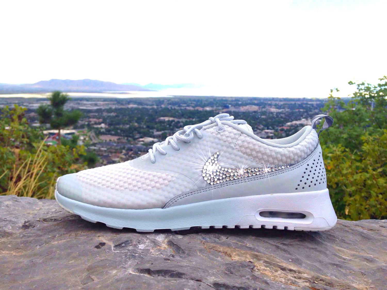 kup popularne najtańszy ogromny zapas New In Box Women's Nike Air Max Thea Running Shoes [5616723 ...
