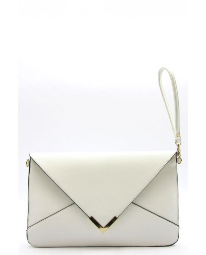 Trendy Clothing, Fashion Shoes, Women Accessories | Super Chic WhiteClutch  | LoveShoppingMiami.com