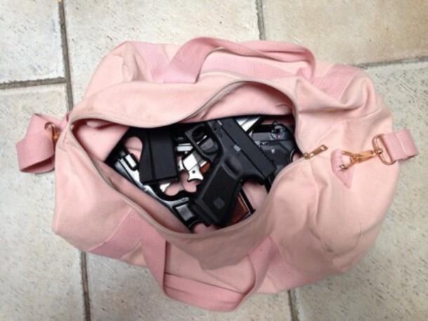 9b759a11148f bag pink pink fur bag weekender bag gym bag pink fur gym bag gold pretty  weekender