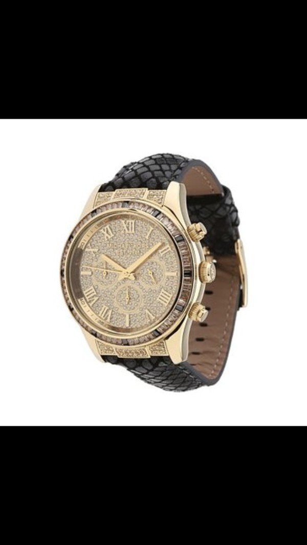 jewels michael kors michael kors michael kors watch michael kors watch black gold watch