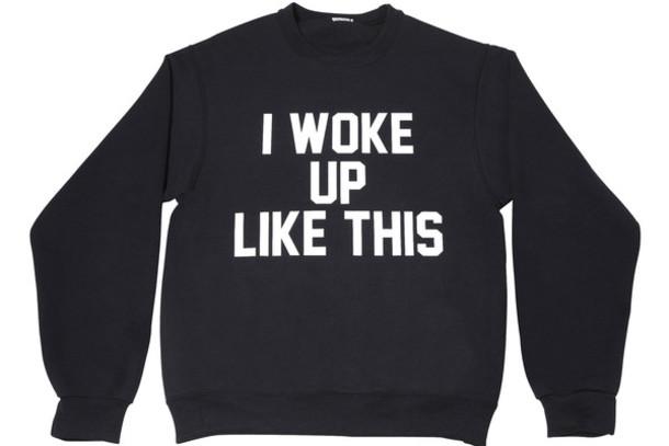 sweater beyonce t-shirt