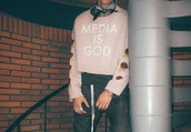sweater,machine gun kelly,sweatshirt,pink,roses,dope oversized sweater,oversized,short
