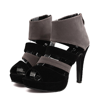 Roman Style High Heel Sandals