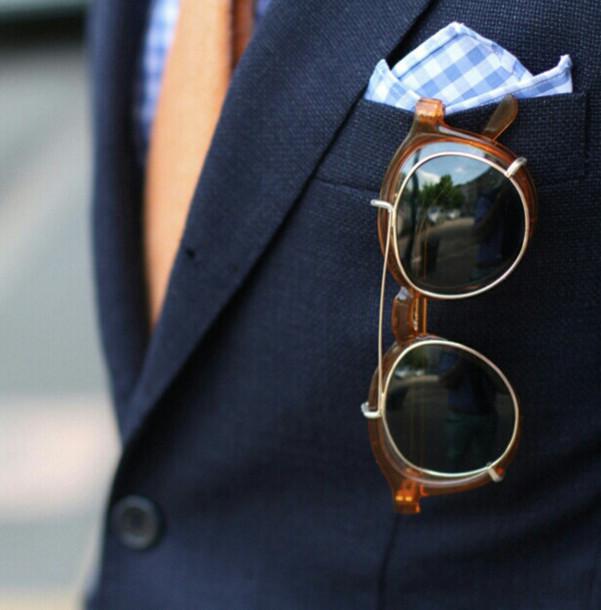 sunglasses marron