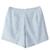 Light Blue High Waist Stripes Shorts - Choies.com
