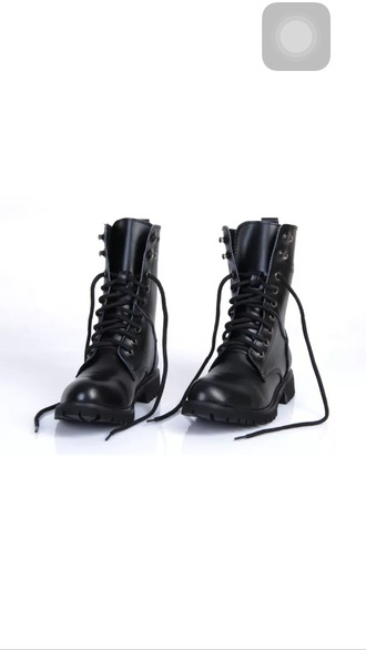 shoes black boots military style leather ebay combat boots black combat boots