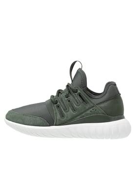quality design 4be02 c6c6b adidas Originals TUBULAR RADIAL - Trainers - green - Zalando.co.uk