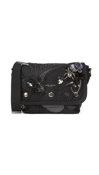 disney bag messenger bag black