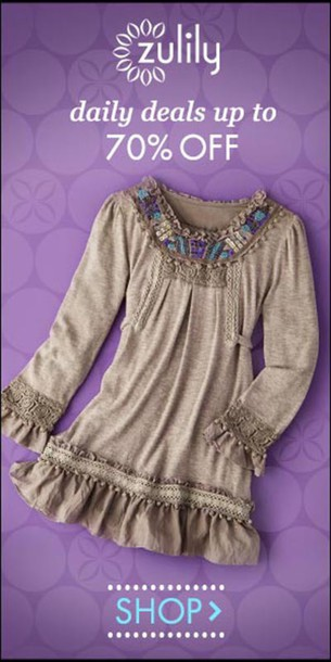 top cute zulily