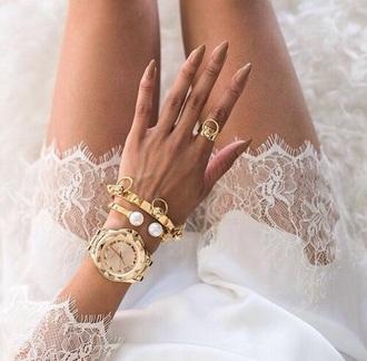 jewels ring gold ring gold bracelets bracelets style studded fashion