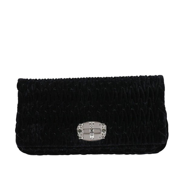 women bag clutch shoulder bag black