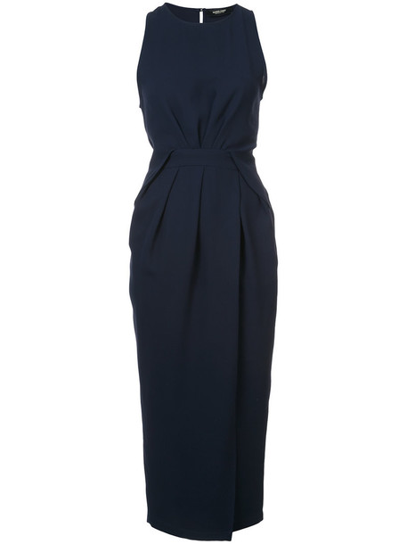 Rachel Comey dress shift dress women blue