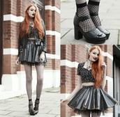 skirt,black,white,short skirt,polka dots,polkadotted skirt,black and white,crop tops