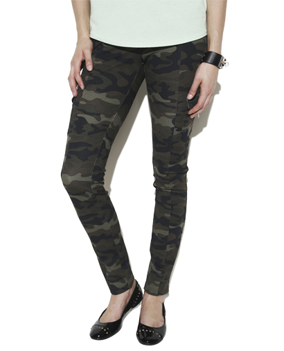Camo Cargo Pant | Shop Junior Clothing at Wet Seal