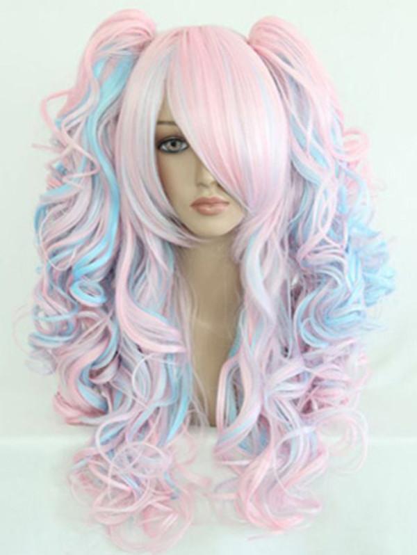Hat Lolita Harajuku Women Wigs Wig Cheap Women Wigs