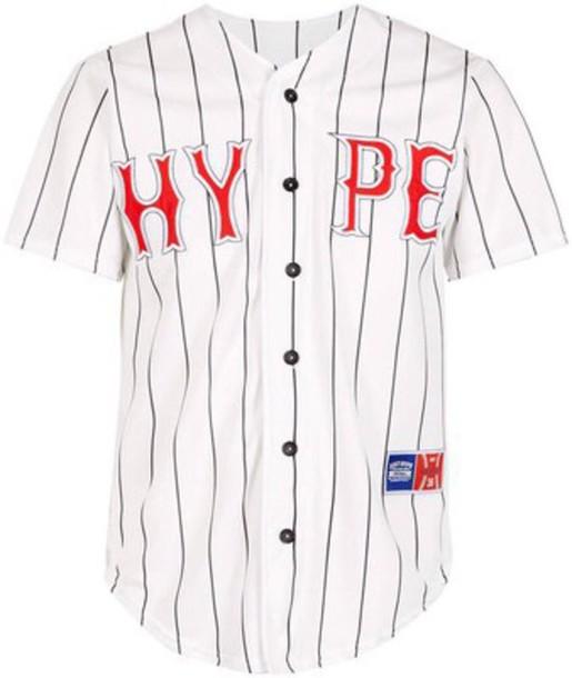 top baseball jersey