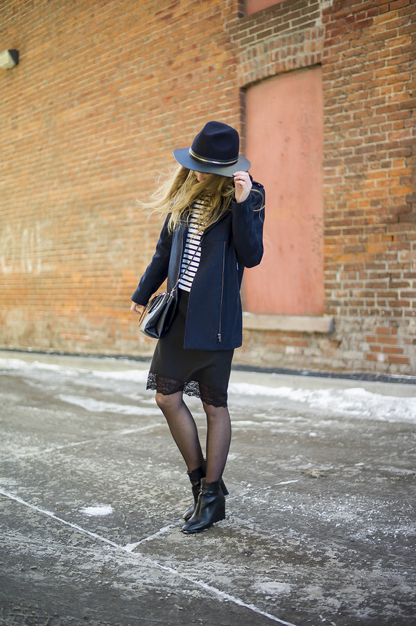 just another me skirt sweater jacket shoes bag hat