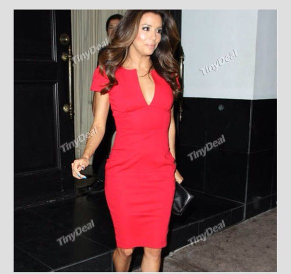 haute pursuit dress fashion fashion vibe red dress eva longoria sexy sexy dress fashion coolture fashion squad short party dresses party dress tumblr tumblr girl clothes