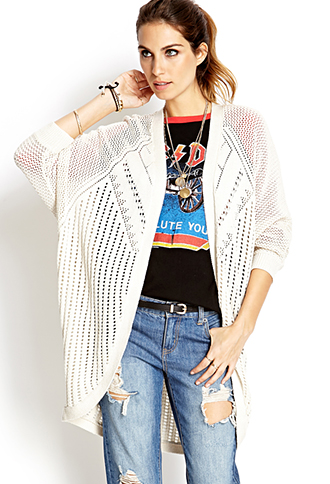 Relaxed Dolman Cardigan | FOREVER 21 - 2000107924